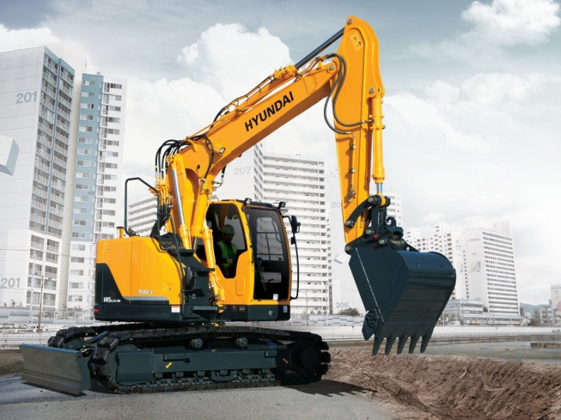 Tracked Excavator Hire in Kent