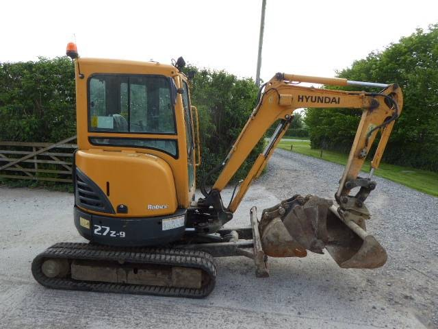 Mini Excavator Hire Kent